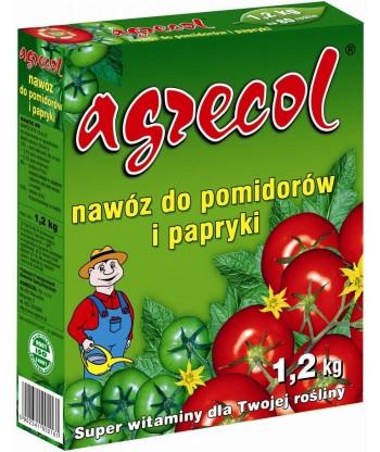 Nawóz do pomidorów i papryki 1,2kg AGRECOL