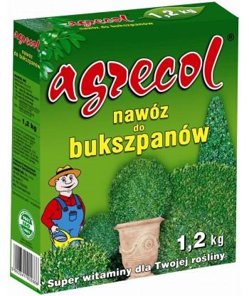 Nawóz do roślin bukszpanów 1,2kg Agrecol