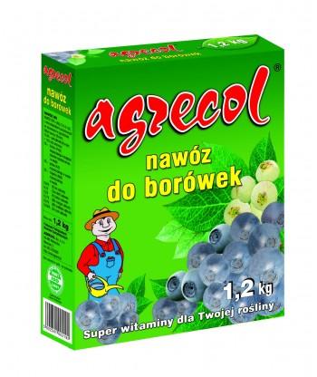 Nawóz do borówek 1,2kg AGRECOL
