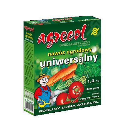 Nawóz uniwersalny 1,2kg AGRECOL