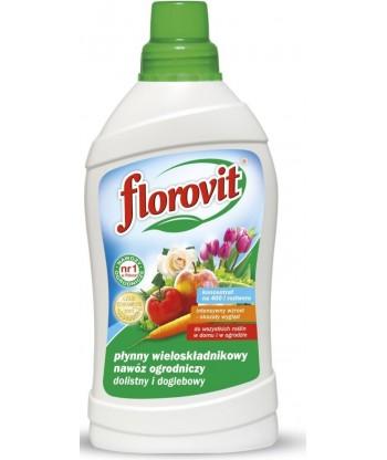 Nawóz płynny uniwersalny kanister 5,5L Florovit