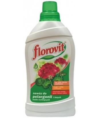 Nawóz płynny do pelargonii 3kg Florovit
