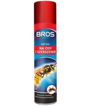 Anty osa spray na osy i szerszenie 300ml BROS