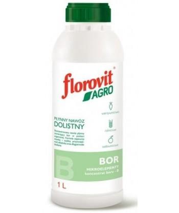 Płynny nawóz dolistny AGRO Bor 1L Florovit