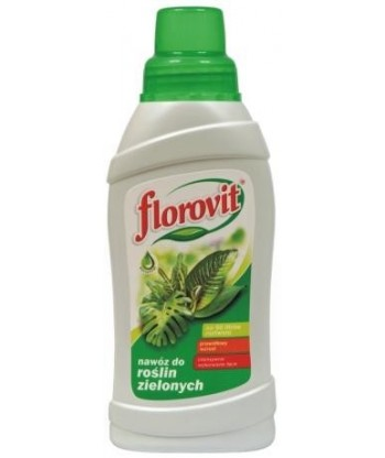 Nawóz płynny do roślin zielonych 0,55kg Florovit