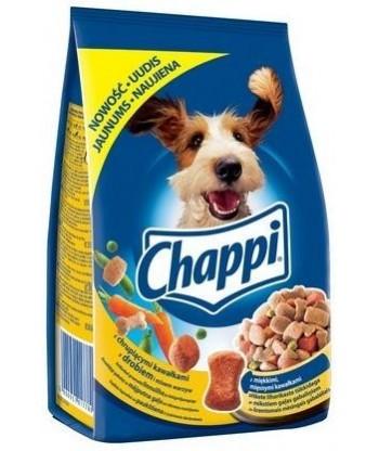 Karma dla psa drób z warzywami 500g Chappi