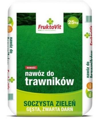 FruktoVit PLUS do trawników granulowany 25kg