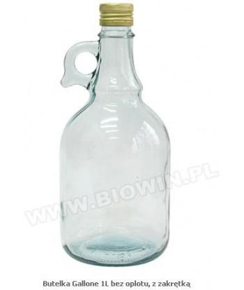 Butelka Gallone 0,5L z zakrętką BIOWIN