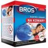 Elektro + 10 wkładów na komary BROS