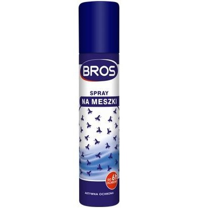 Spray na meszki 90ml BROS