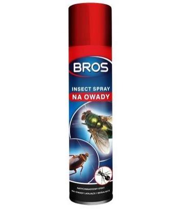 Insect spray na owady muchy komary itp. 300ml BROS