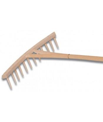 Grabie drewniane gospodarcze 12-zębne 160cm