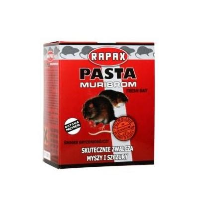 Trutka miękka pasta na myszy i szczury 1kg RAPAX