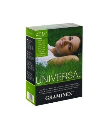 Nasiona TRAWA UNIVERSAL uniwersalna Graminex 1kg