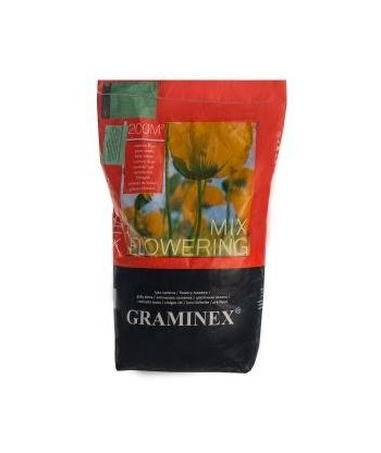 Nasiona traw FLOWERING MIX Graminex 1kg