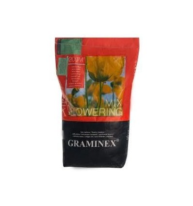 Nasiona traw FLOWERING MIX Graminex 1kg