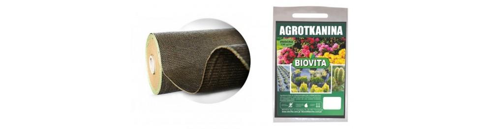 Tkaniny ogrodnicze