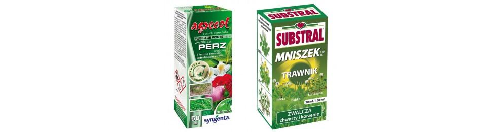 Środki ochrony roślin chwastobójcze