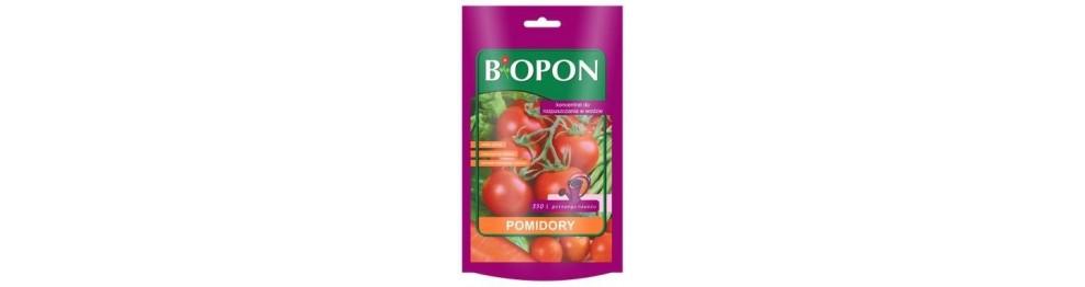 Nawozy do pomidorów